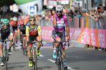 Vier Etappensiege und Sieger in der Punktwertung – die Tour de France 2017 war ein sehr erfolgreiches Debut für Fernando Gaviria. (Bild: Sirotti)
