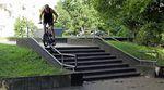 Markus Lange hat auf den Straßen und Skateplazas von Berlin einen Welcome-Edit für Bikers Base gefilmt, der sich durchaus sehen lassen kann. Gutes Ding!