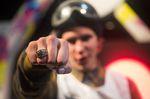 Sven Thorgrens dritter Platz war genug, um ihn zum Overall Air+Style Tour Sieger zu machen. Und für einen fetten Ring.