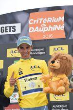 05-06-2016 Criterium Du Dauphine Libere; Tappa Prologo Les Gets; 2016, Tinkoff; Contador, Alberto; Les Gets;