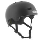 TSG Evolution BMX helm in satin black