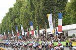 Gemäß der Tradition werden die Fahrer auch in 2018 nach drei Wochen in Paris ankommen. (Foto: Sirotti)