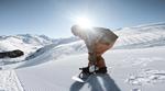 Arthon Bosch im Snowpark Mottolino