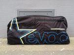 Fertig gepackt, brachte das EVOC BMX Travel Bag bei uns inklusive Werkzeug 18,3 kg auf die Waage
