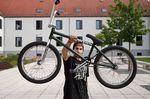 Fabian Haugk ist der neue Deutschlandteamfahrer von Volume Bikes und Demolition Parts