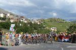 Nach dreijähriger Pause war die legendäre Alpe d