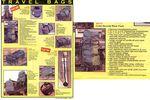 Der Dakine Outta Bounds Back Pack war der erste ernsthafte Snowboard Rucksack in 1994.