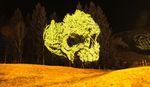 Überall Totenköpfe, wohin man sehen konnte. Foto: Bobby Rajcsanyi