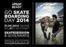 Go Skateboarding Day 2014 Stuttgart