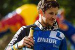 Red Bull Hardline Champion Ruaridh Cunningham - Duncan Philpott