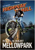 Der Highway to Hill findet in diesem Jahr zwar offiziell vom 26.-28. Mai statt, aber Eingeweihte erscheinen selbstverständlich bereits am 25. im Mellowpark.q