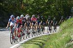 Tom Dumoulin (Sunweb)und sein Team kontrollierten nach anfänglichen Schwierigkeiten das Rennen. (Bild: Sirotti)