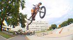 Upkinkedrailride to Bars?! Johannes Langer hat in Dresden ein paar technische Leckerbissen für die 24/8-Crew gefilmt.