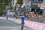 Maximilian Schachmann (Quick-Step Floors) siegt auf der 18. Etappe des 101. Giro d