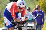 Tom Dumoulin, hier beim ersten EZF beim Giro d