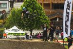 Freestyle Mountain Biking in France Crankworx Les Gets by Callum Jelley