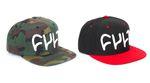 Die Cult Starter Logo Snapback vereint zwei der heißesten Trends (Camo & Snapback) in einem.