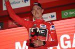Rohan Dennis (BMC) siegt beim Einzelzeitfahren auf der 1. Etappe der Vuelta a Espana 2018. Der Australier schlug xxx (Team Sky) und xxx und führt in der Gesamtwertung. (Foto: Sirotti)