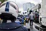 ... sorgte die Escorte Presidentielle beim Grand Départ für die Sicherheit der Fahrer und Fans. Keinesfalls zu vergessen ist aber auch die hervorragende Arbeit der deutschen Einsatzkräfte und des Sicherheitspersonals rund um die Veranstaltung.