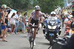 Warren Barguil ist ein begnadeter Bergfahrer und gewann bei der Tour de France 2017 die Bergwertung. Durch seinen Wechsel erhofft er sich eine freie Entfaltung als Fahrer. (Foto: Sirotti)