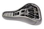 Die Unterseite des neuen Pivotal-BMX-Sattels von KHEbikes
