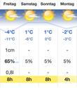 Ischgl, Wettervorhersage, Wetter, Wochenende, Last Minute