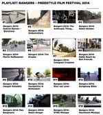 """Sag """"Hallo"""" zu den Teilnehmern des Bangers – Freestyle Film Festivals 2014"""