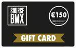 Einkaufsgutschein von The Source BMX über 150 EUR