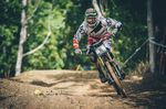 Steve Peat Downhill Mountainbike Racer