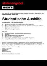 Stellenangebot-Marketing-Aushilfe-ION