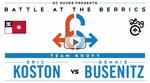 Koston vs Busenitz