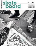 Monster Skateboard Magazine #307