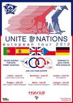 LRG Unite Nations Europa Tour 2012