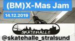 Ho Ho Ho an der Ostseeküste! Der alljährliche Adventsjam in der Skatehalle Stralsund steigt in diesem Jahr am 14. Dezember 2019.