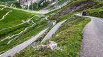 Col du Galibier wird der letzte und entscheidende Pass am ersten Tag in den Alpen. (Foto: Sirotti)