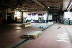 Curbs in der DIY-BMX-Halle Frankfurt
