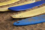 Vermeidung von Verletzungen für Anfänger - Surfbretter aus Schaumstoff