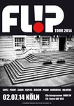 Flip Skateboards Köln Demo 2014