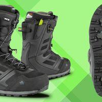 boots, nitro incline, splitboards, splitboard boots, snowboard boots