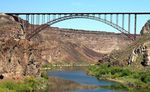 73 year old BASE Jumper James H Kickey dies while jumping from the Perrine Bridge in Idaho