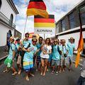 Team Deutschland bei der Europameisterschaft im Wellenreiten