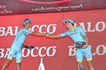 2015 fuhr Mikel Landa beim Giro d