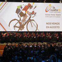 Vuelta a Espana 2016 - Präsentation