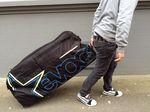 EVOC BMX Travel Bag auf Reisen