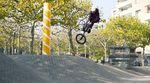 Sven Avemaria war in Zürich, um im Auftrag des kunstform BMX Shops die Streetspots der Stadt nach Strich und Faden liebevoll durchzumassieren.