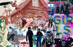 Snowboarderinnen, Female Squads, Crews, icon
