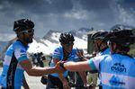 Die Trois Etapes-Rennen geben Amateurfahrern die Chance für 3 Tage wie ein Profi zu fahren.