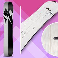 jones solution, splitboard, snowboard
