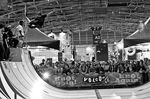 Ben Hatchell Volcom Ispo Mini Ramp Contest