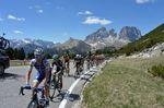 Acht Bergankünfte: Das härteste Rennen der Welt in der schönstn Gegend der Welt wird beim Giro d